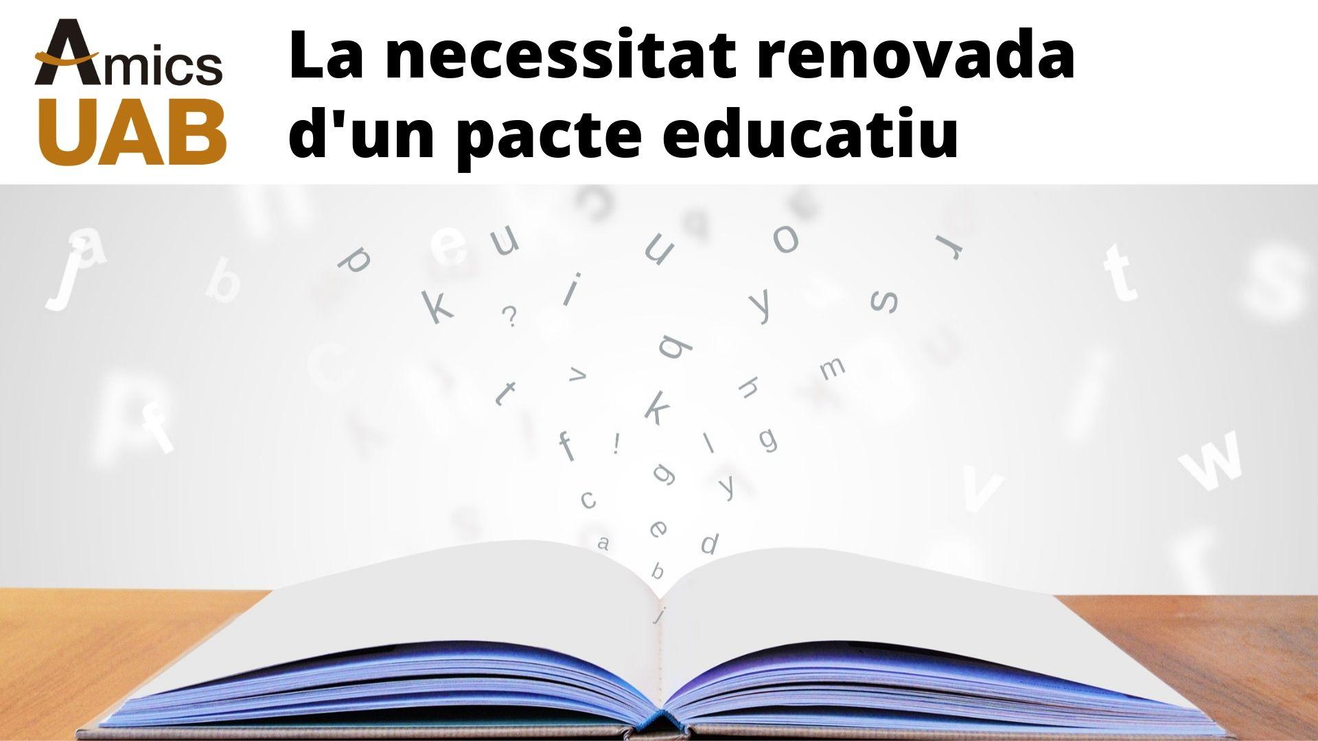 Pacte Educatiu
