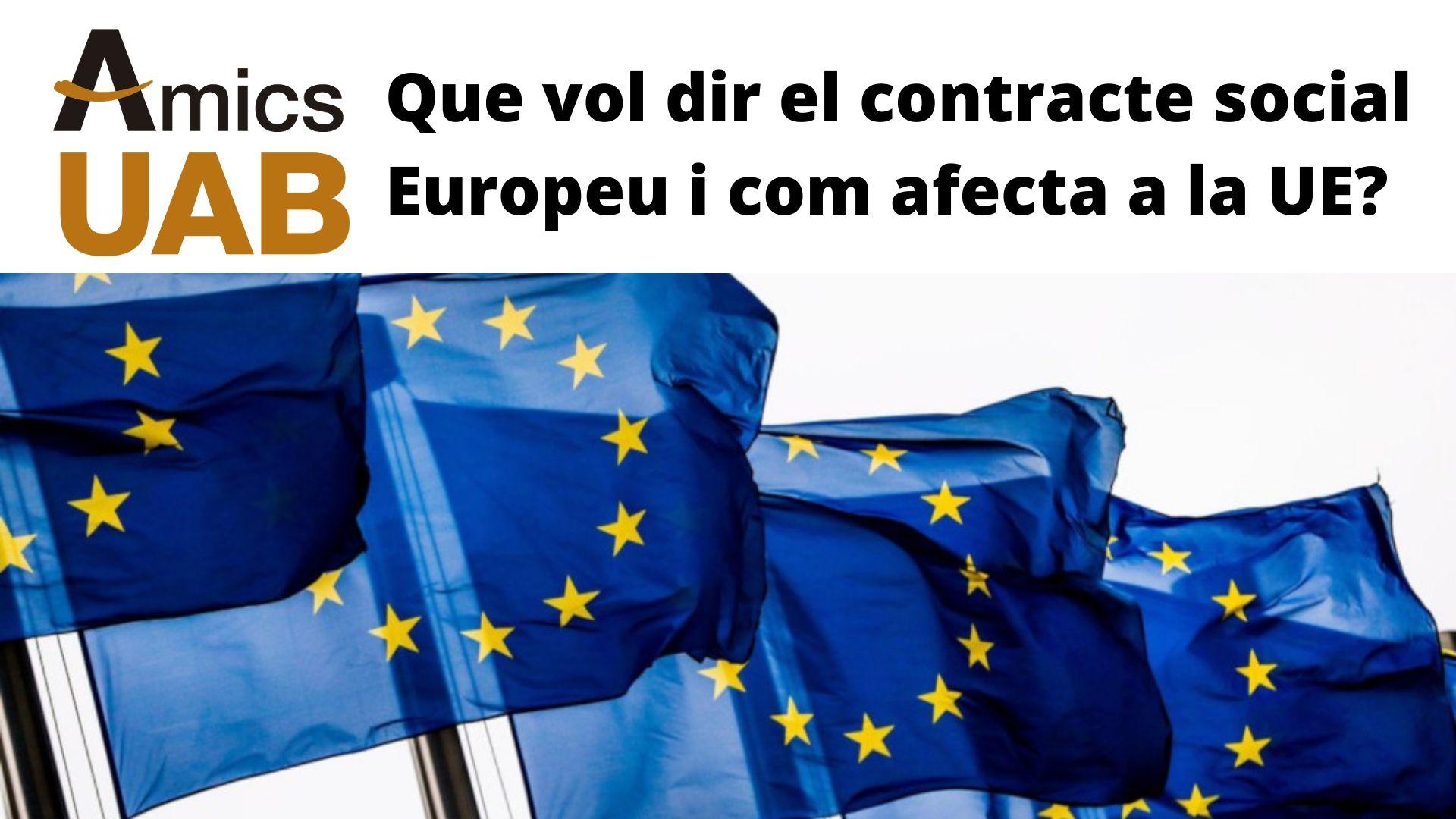 Pacte Social Europeu