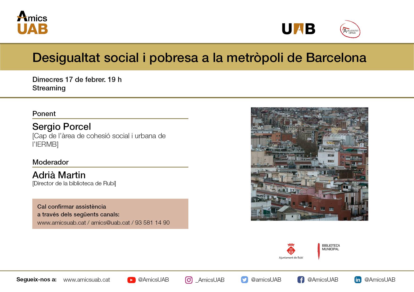 Desigualtat Barcelona