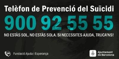 FAS prevenció Suïcidi