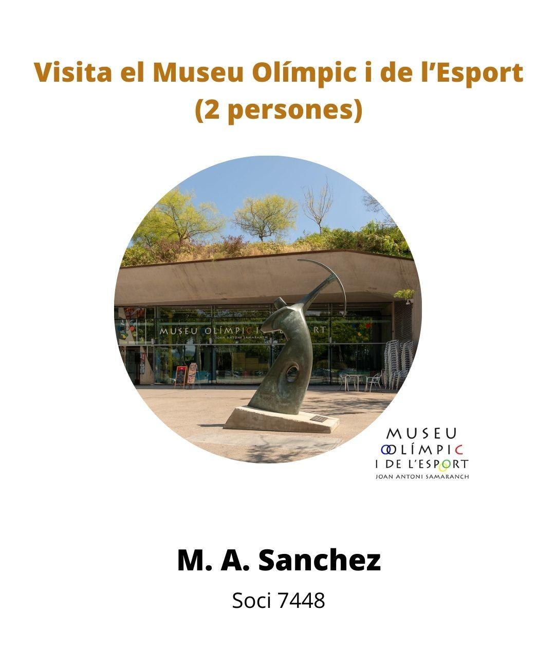 Museu Olímpic de l'esport
